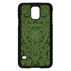 Crazy Beautiful Abstract  Samsung Galaxy S5 Case (black)