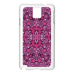 Crazy Beautiful Abstract  Samsung Galaxy Note 3 N9005 Case (white)