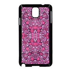 Crazy Beautiful Abstract  Samsung Galaxy Note 3 Neo Hardshell Case (Black)