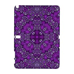 Crazy Beautiful Abstract  Samsung Galaxy Note 10 1 (p600) Hardshell Case