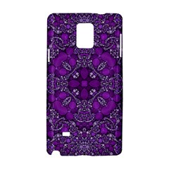 Crazy Beautiful Abstract  Samsung Galaxy Note 4 Hardshell Case