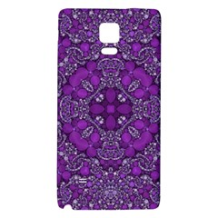 Crazy Beautiful Abstract  Galaxy Note 4 Back Case