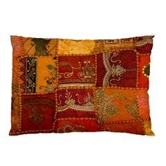 India Print Realism Fabric Art Pillow Cases (Two Sides)
