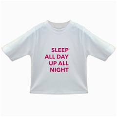 Up All Night  Infant/Toddler T-Shirts