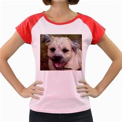 Border Terrier Women s Cap Sleeve T-Shirt