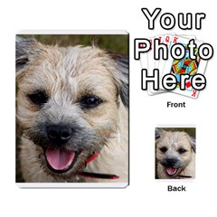 Border Terrier Multi-purpose Cards (Rectangle)
