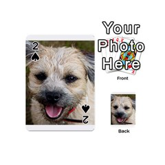 Border Terrier Playing Cards 54 (Mini)