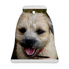 Border Terrier Bell Ornament (2 Sides)