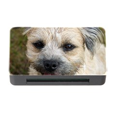 Border Terrier Memory Card Reader with CF
