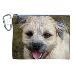 Border Terrier Canvas Cosmetic Bag (XXL)