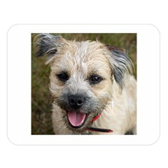 Border Terrier Double Sided Flano Blanket (Large)