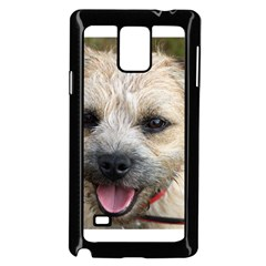 Border Terrier Samsung Galaxy Note 4 Case (Black)