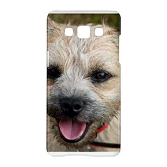Border Terrier Samsung Galaxy A5 Hardshell Case