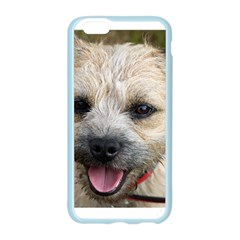 Border Terrier Apple Seamless iPhone 6 Case (Color)