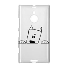 Peeping Westie Nokia Lumia 1520