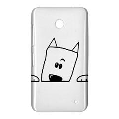 Peeping Westie Nokia Lumia 630