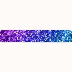 Glitter Ocean Bokeh Small Bar Mats