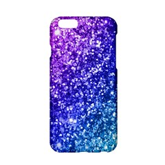 Glitter Ocean Bokeh Apple Iphone 6 Hardshell Case