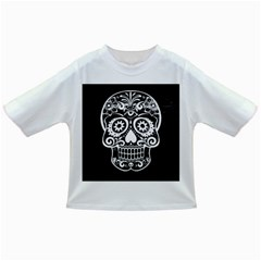 Skull Infant/toddler T Shirts