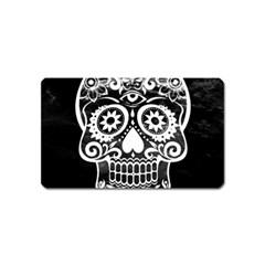 Skull Magnet (name Card)