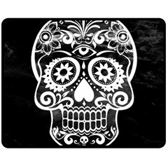 Skull Fleece Blanket (Medium)