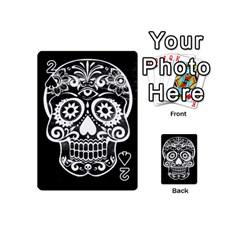 Skull Playing Cards 54 (Mini)