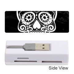 Skull Memory Card Reader (stick)
