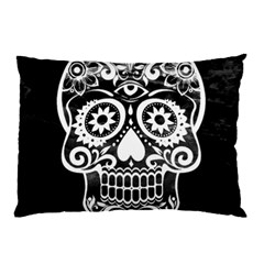 Skull Pillow Cases (two Sides)