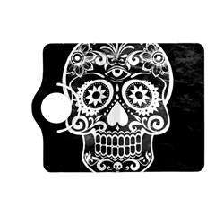 Skull Kindle Fire Hd (2013) Flip 360 Case