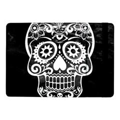 Skull Samsung Galaxy Tab Pro 10 1  Flip Case