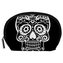 Skull Accessory Pouches (large)