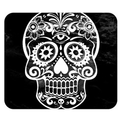 Skull Double Sided Flano Blanket (Small)