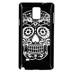 Skull Samsung Galaxy Note 4 Case (Black)