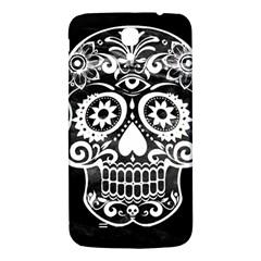 Skull Samsung Galaxy Mega I9200 Hardshell Back Case
