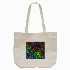 Powerfractal 4 Tote Bag (Cream)