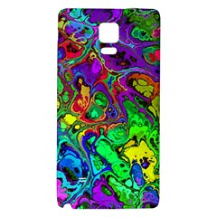 Powerfractal 4 Galaxy Note 4 Back Case