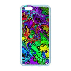 Powerfractal 4 Apple Seamless iPhone 6 Case (Color)