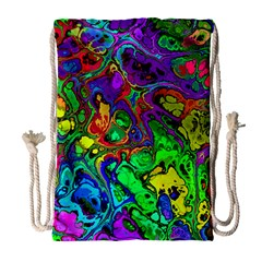 Powerfractal 4 Drawstring Bag (Large)