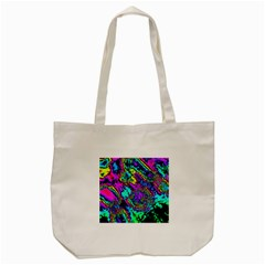 Powerfractal 2 Tote Bag (Cream)