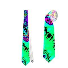 Powerfractal 2 Neckties (Two Side)
