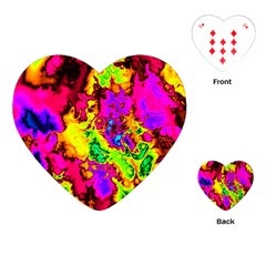 Powerfractal 01 Playing Cards (Heart)