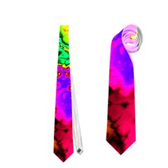 Powerfractal 01 Neckties (One Side)