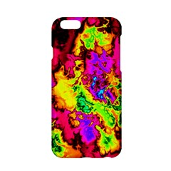 Powerfractal 01 Apple iPhone 6 Hardshell Case