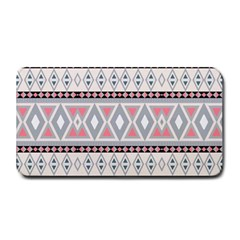Fancy Tribal Border Pattern Soft Medium Bar Mats