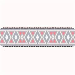 Fancy Tribal Border Pattern Soft Large Bar Mats