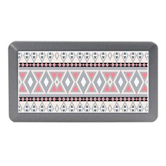 Fancy Tribal Border Pattern Soft Memory Card Reader (mini)