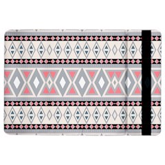 Fancy Tribal Border Pattern Soft Ipad Air 2 Flip
