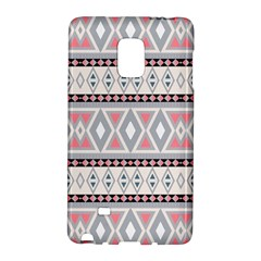 Fancy Tribal Border Pattern Soft Galaxy Note Edge