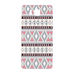 Fancy Tribal Border Pattern Soft Samsung Galaxy Alpha Hardshell Back Case