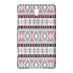 Fancy Tribal Border Pattern Soft Samsung Galaxy Tab S (8.4 ) Hardshell Case